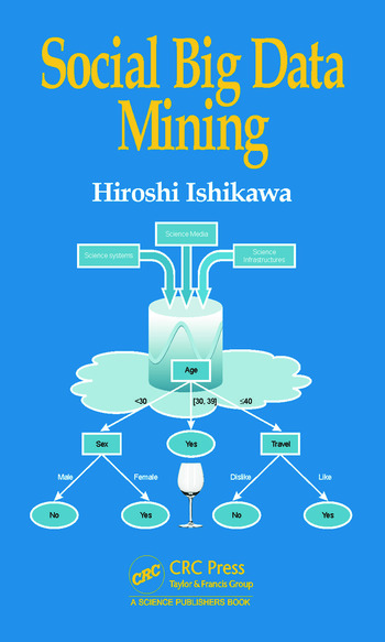 Social Big Data Mining book cover