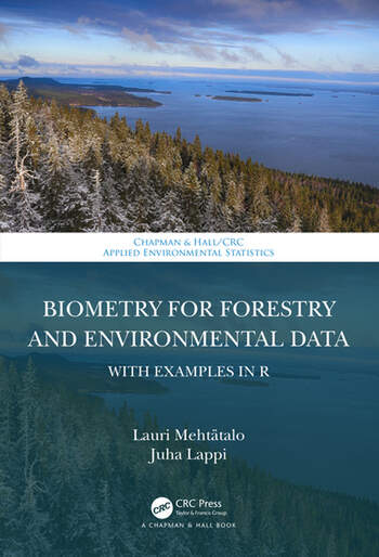 Forest Biometrics with Examples in R book cover
