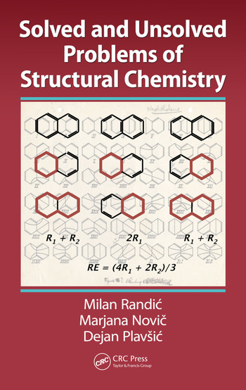 Solved and unsolved problems of structural chemistry