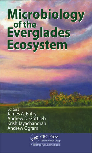 Microbiology of the Everglades Ecosystem book cover