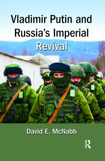 Vladimir Putin and Russia's Imperial Revival book cover