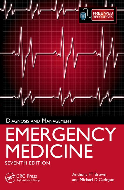 Emergency Medicine Diagnosis and Management, 7th Edition book cover
