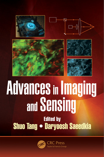 Advances in Imaging and Sensing book cover