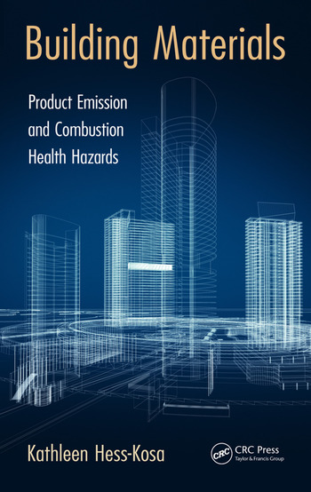 Building Materials Product Emission and Combustion Health Hazards book cover