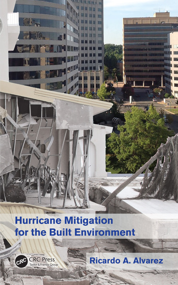 Hurricane Mitigation for the Built Environment book cover