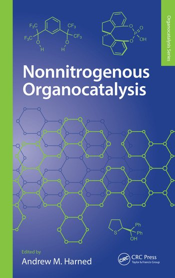 Nonnitrogenous Organocatalysis book cover