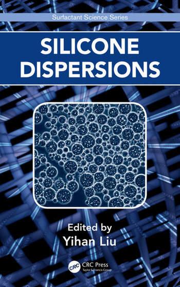 Silicone Dispersions book cover