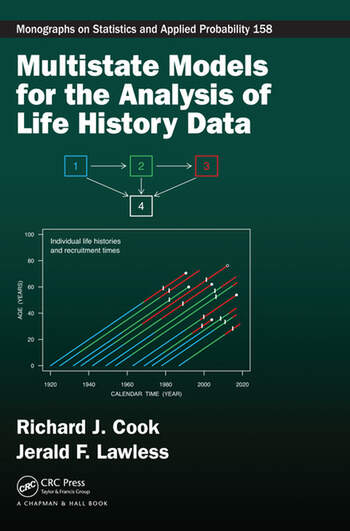 Multistate Models for the Analysis of Life History Data book cover