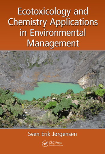 Ecotoxicology and Chemistry Applications in Environmental Management book cover