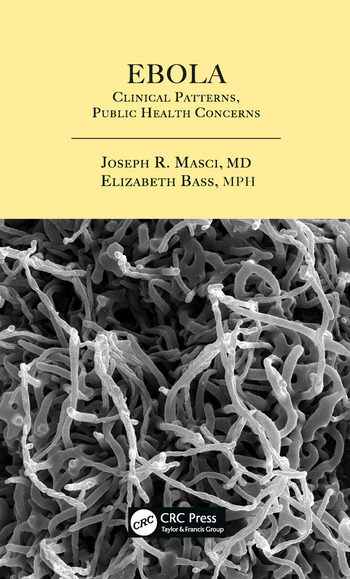 Ebola Clinical Patterns, Public Health Concerns book cover