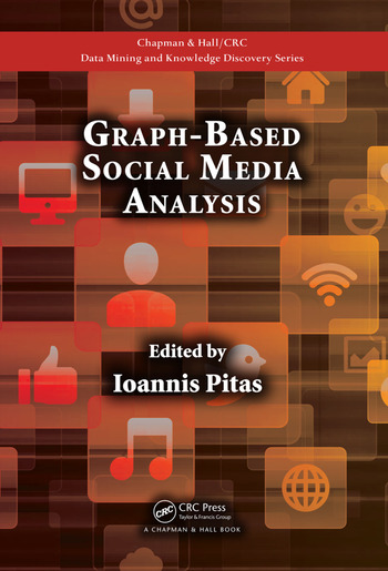 Graph-Based Social Media Analysis book cover
