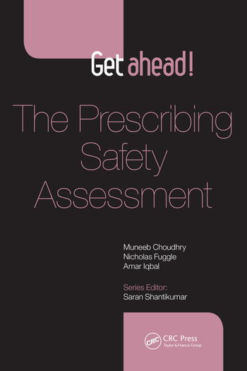 Get ahead! The Prescribing Safety Assessment book cover
