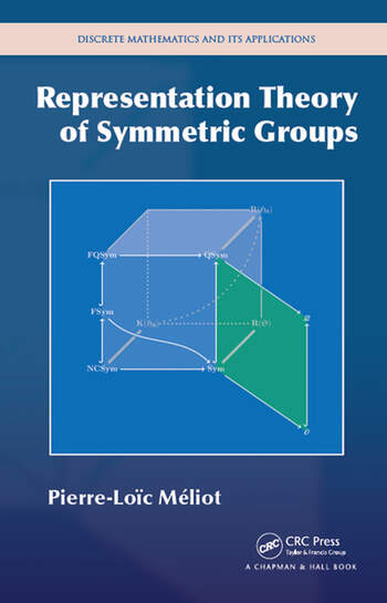 Representation Theory of Symmetric Groups book cover