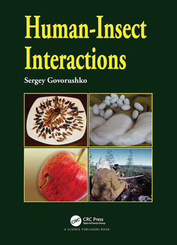 Human-Insect Interactions book cover