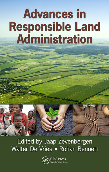 Advances in Responsible Land Administration book cover
