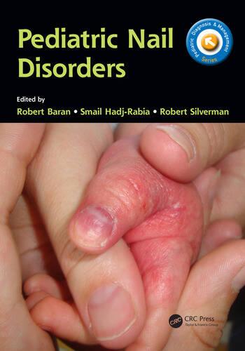Pediatric Nail Disorders Book Cover