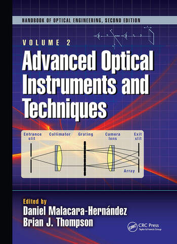 Advanced Optical Instruments and Techniques book cover