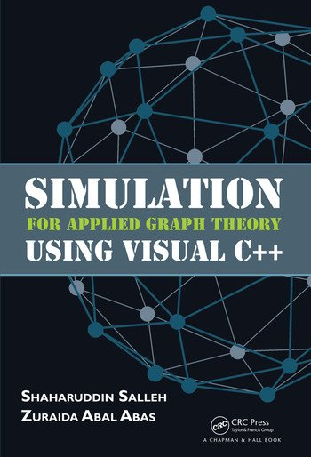 Simulation for Applied Graph Theory Using Visual C++ book cover