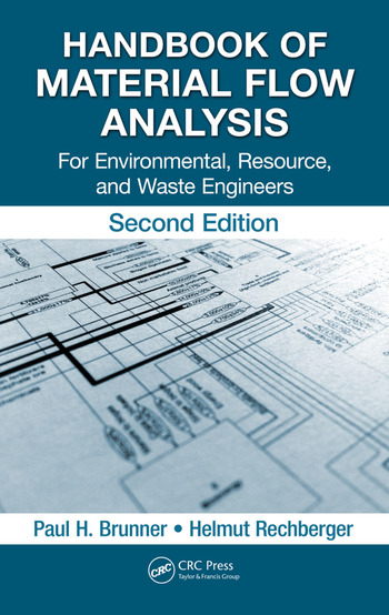Handbook of Material Flow Analysis For Environmental, Resource, and Waste Engineers, Second Edition book cover