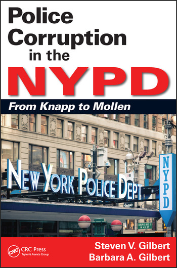 Police Corruption in the NYPD From Knapp to Mollen book cover