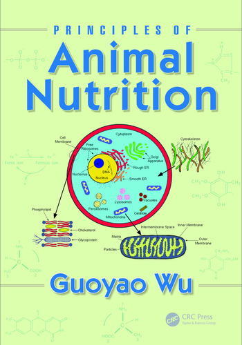 Principles of Animal Nutrition book cover
