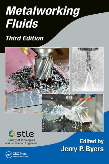 Metalworking Fluids book cover