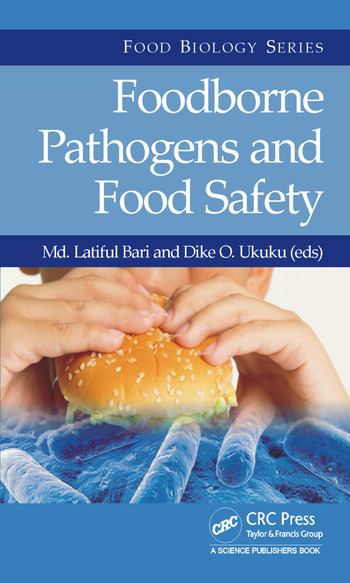 Foodborne Pathogens and Food Safety book cover