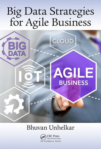 Big Data Strategies for Agile Business book cover