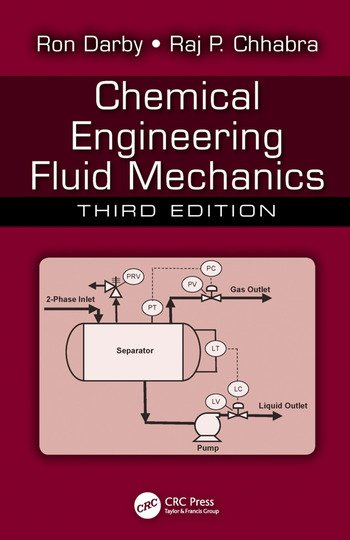 Chemical Engineering Fluid Mechanics book cover