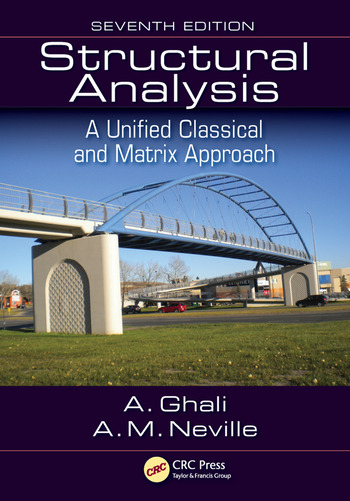 Structural Analysis A Unified Classical and Matrix Approach, Seventh Edition book cover