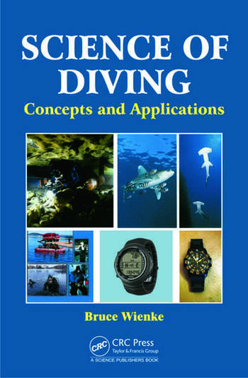 Science of Diving Concepts and Applications book cover