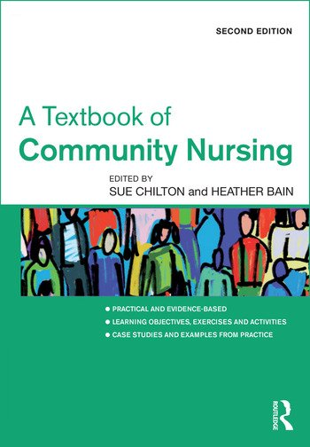 A Textbook of Community Nursing book cover