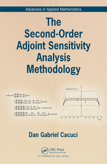 The Second-Order Adjoint Sensitivity Analysis Methodology book cover