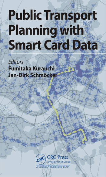 Public Transport Planning with Smart Card Data book cover