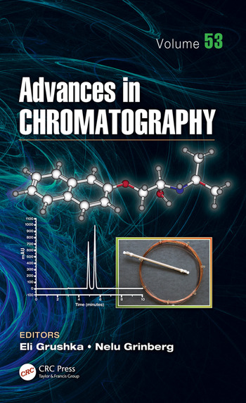 Advances in Chromatography, Volume 53 book cover