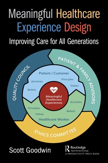 Meaningful Healthcare Experience Design Improving Care for All Generations book cover