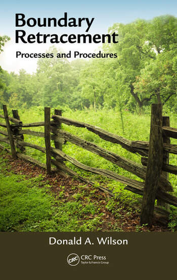 Boundary Retracement Processes and Procedures book cover