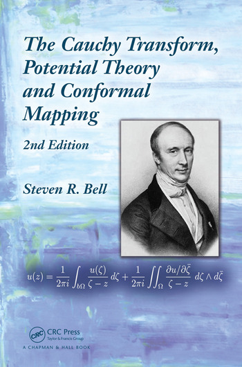 The Cauchy Transform, Potential Theory and Conformal Mapping, 2nd Edition book cover
