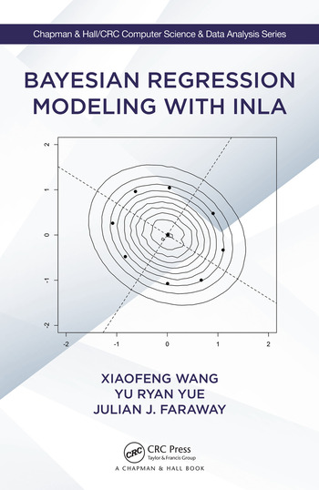 Bayesian Regression Modeling with INLA book cover