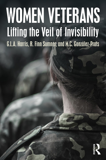 Women Veterans Lifting the Veil of Invisibility book cover