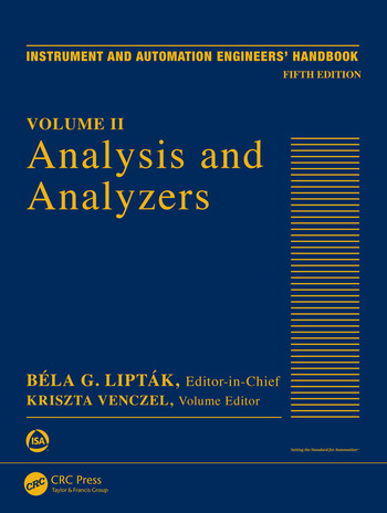 Analysis and Analyzers Volume II book cover
