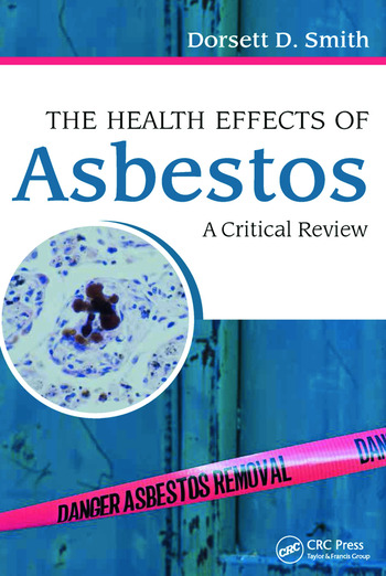 The Health Effects of Asbestos An Evidence-based Approach book cover