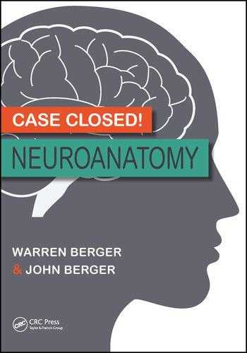 Case Closed! Neuroanatomy book cover