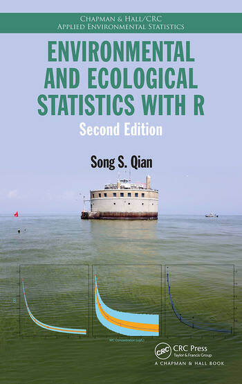 Environmental and Ecological Statistics with R, Second Edition book cover