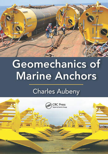 Geomechanics of Marine Anchors book cover
