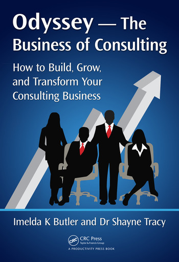 Odyssey --The Business of Consulting How to Build, Grow, and Transform Your Consulting Business book cover