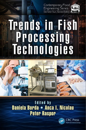 Trends in Fish Processing Technologies book cover