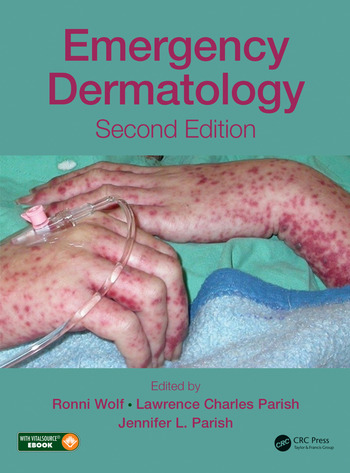 Emergency Dermatology book cover