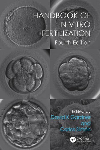 Handbook of In Vitro Fertilization, Fourth Edition book cover