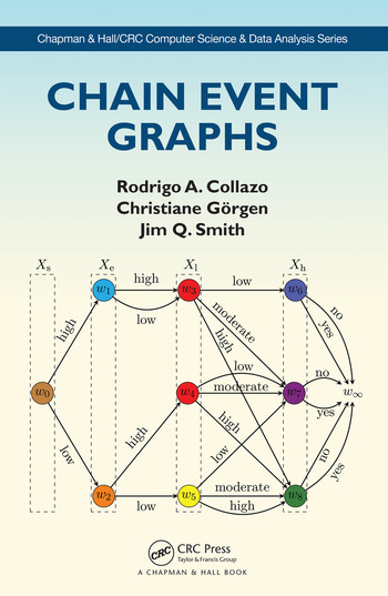 Chain Event Graphs book cover